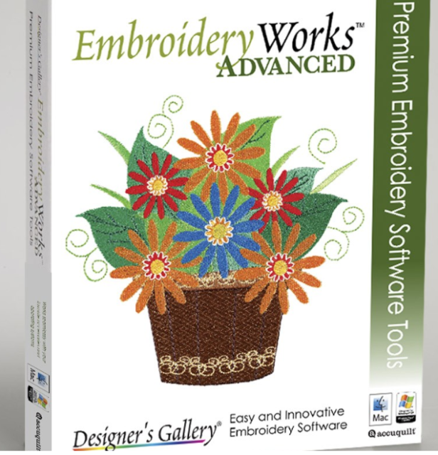 Embroidery Works Advanced