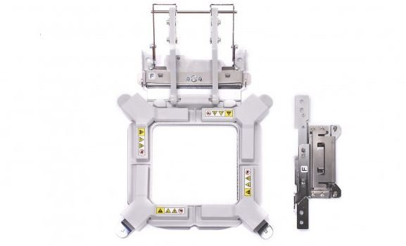 PRE ORDER:  Baby Lock Versatile Magnetic Frame Set 100mm x 100mm (4 X 4)