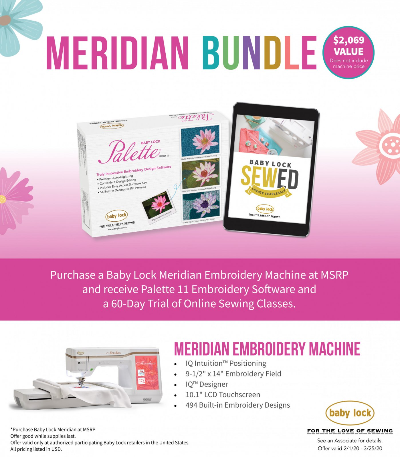 Meridian Bundle