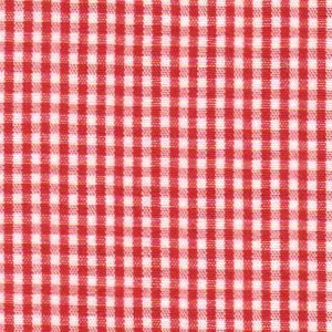 1/16  Berry Gingham - Fabric Finders