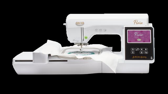 Baby Lock Flare Embroidery Machine  *NEW*
