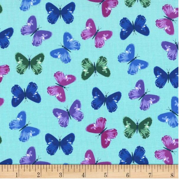 Flutter Dance Aqua - DILLY DAHLIA