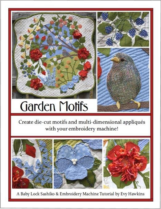 Garden Motifs Tutorial Evy Hawkins