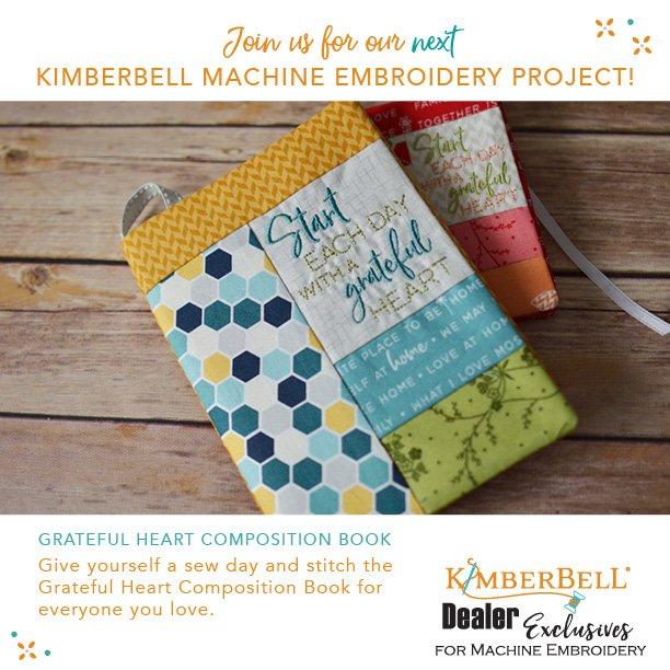 Grateful Heart Composition Book