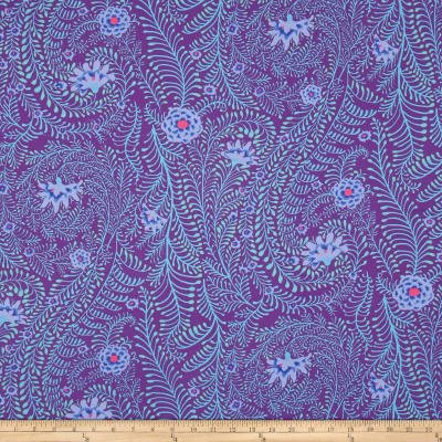 Ferns Purple