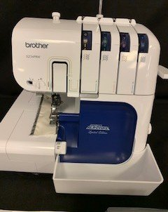 Brother 5234 D Project Runway Serger