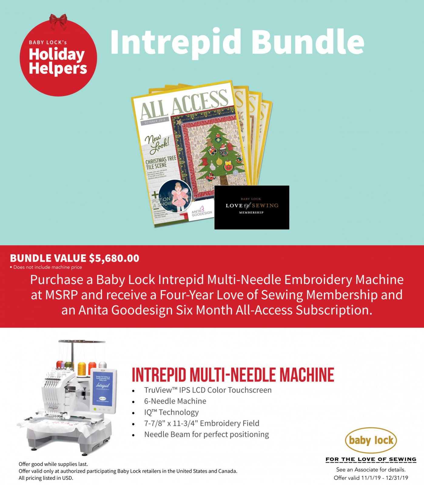 Intrepid Bundle Deal