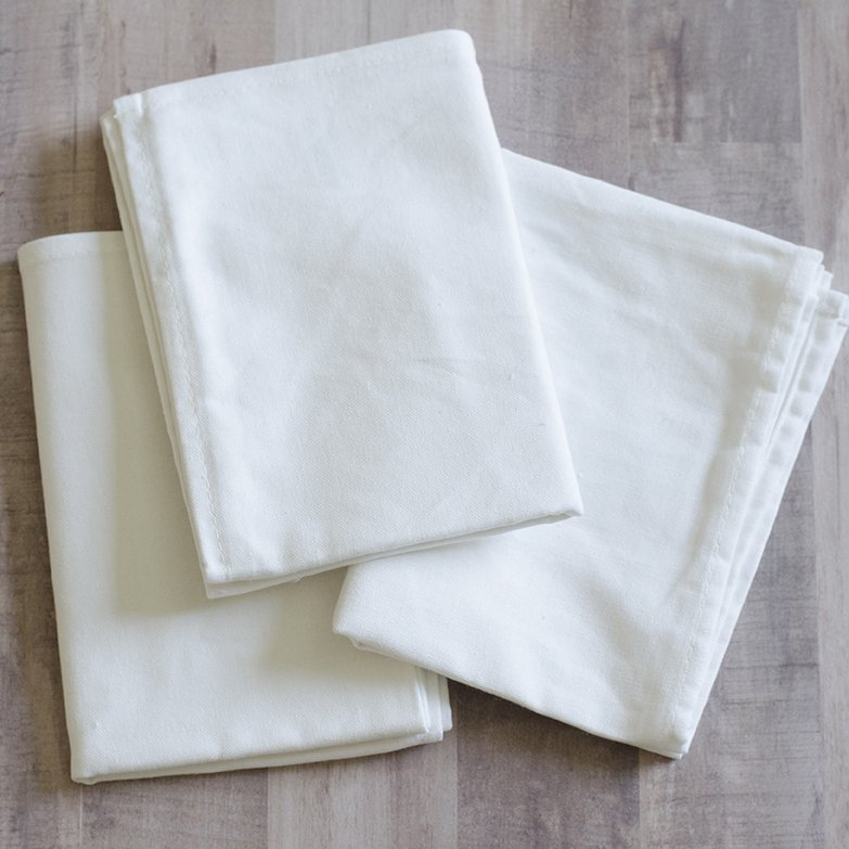 Kimberbell Blanks Tea Towels - Set of 3
