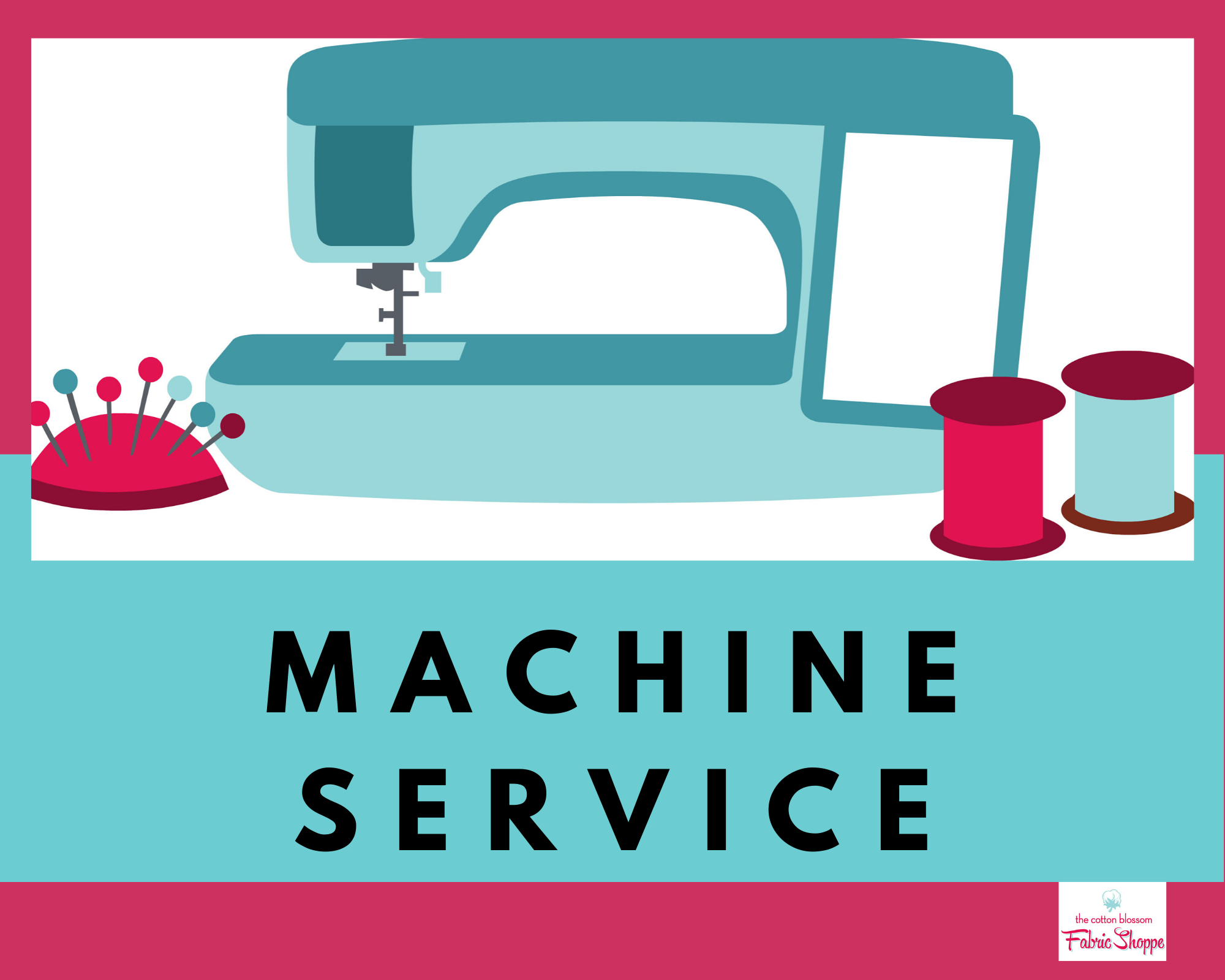 Machine Service or Repair Ticket Deposit