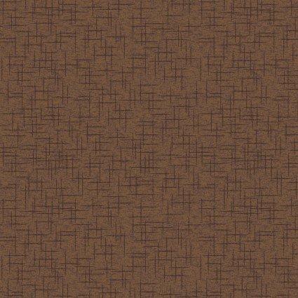 KimberBell Basics - Linen Texture  Brown