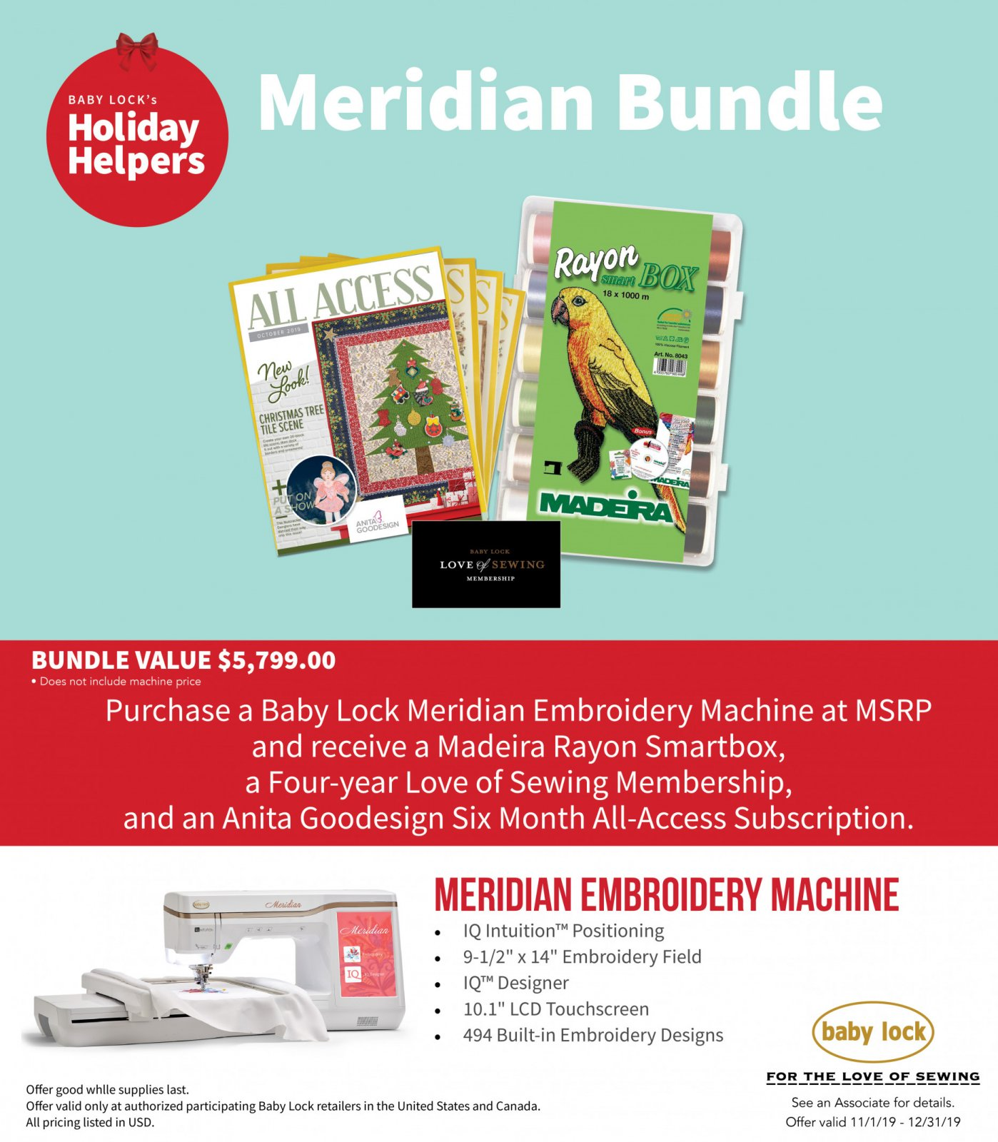 Meridian Bundle Deal