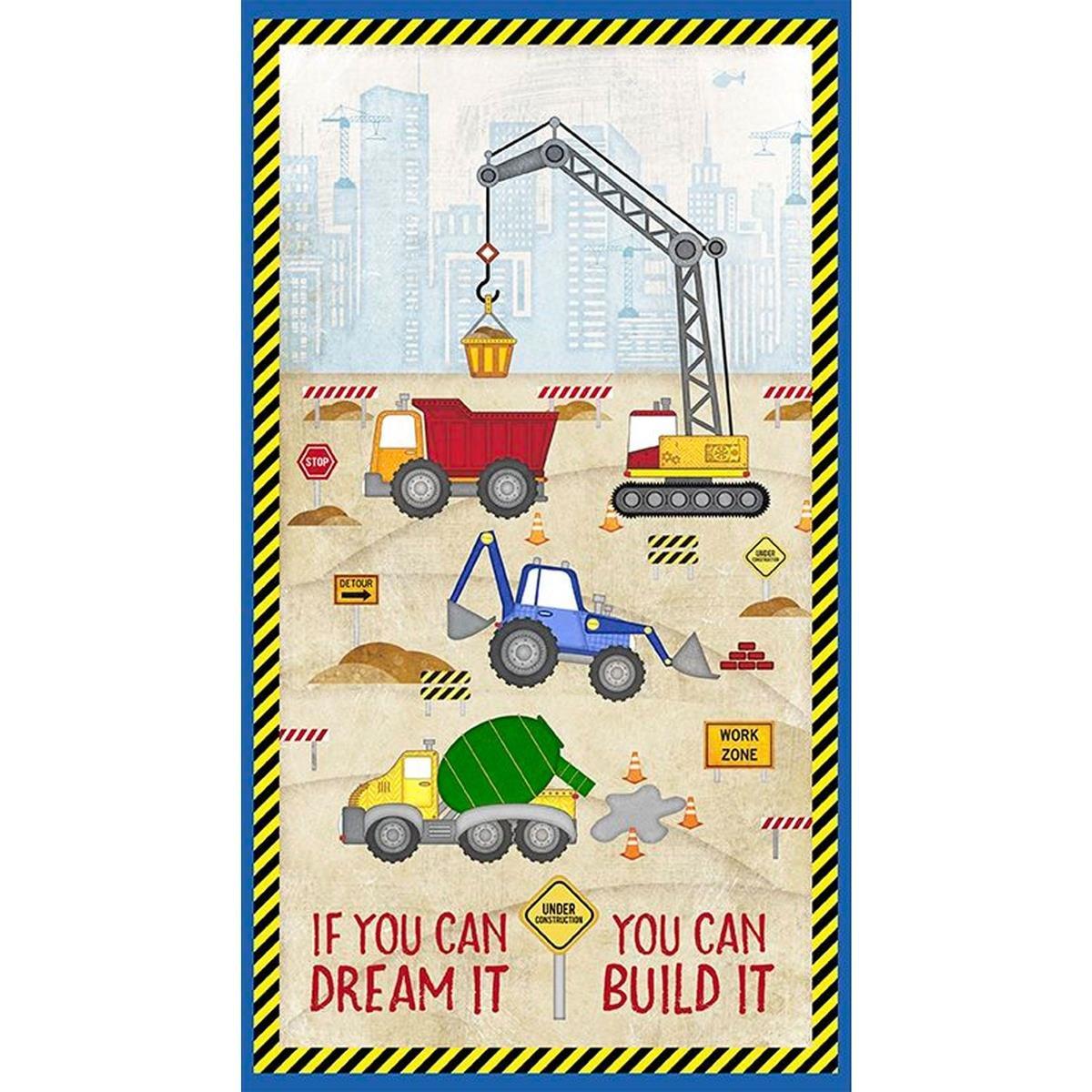 Building Dreams Panel