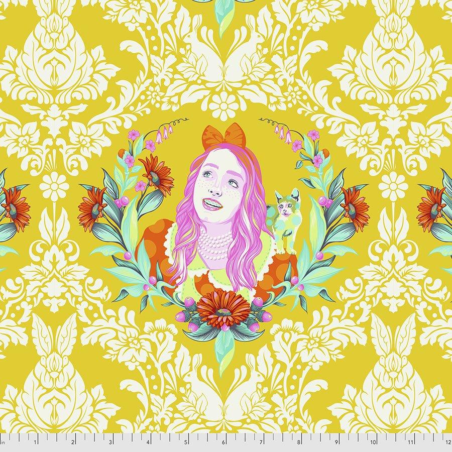 Alice - Sugar (Tula Pink - Curiouser & Curiouser Collection)