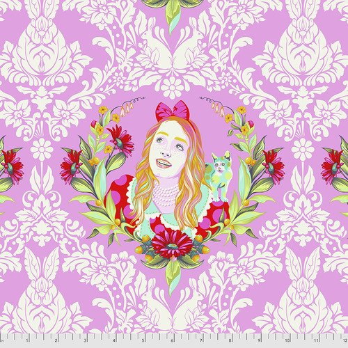 Alice -Wonder (Tula Pink - Curiouser & Curiouser Collection)
