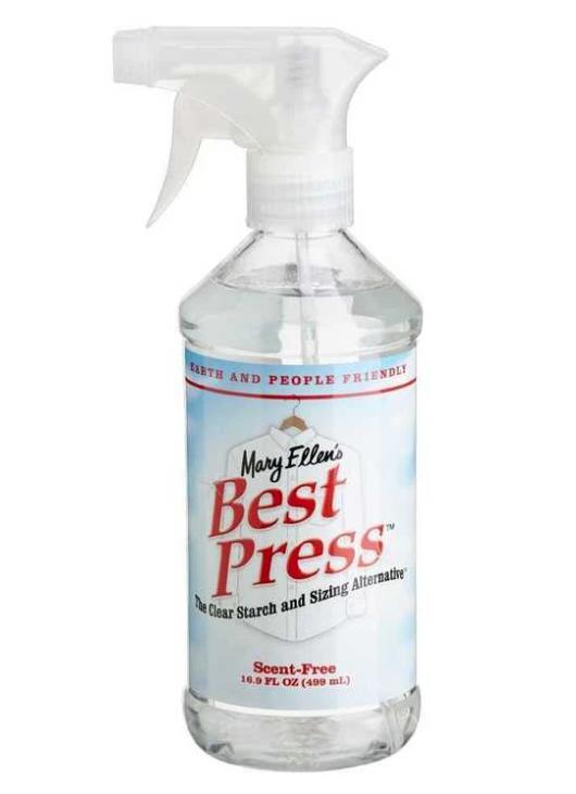 Best Press Spray Starch 16oz