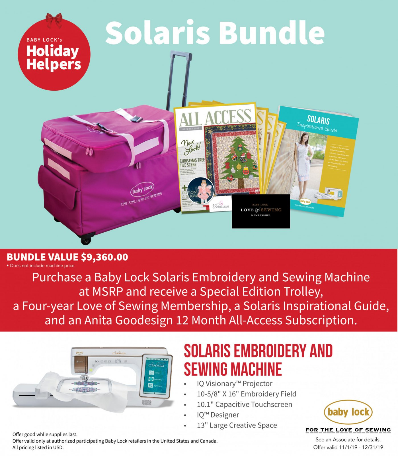 Solaris Bundle Deal