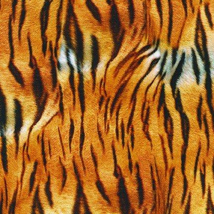 Animal Kingdom Wild Tiger Knit