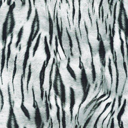 Animal Kingdom Snow Tiger Knit