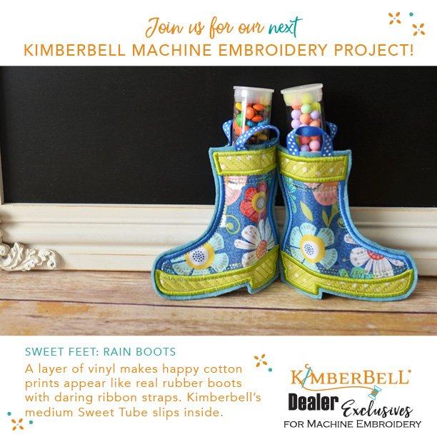 Sweet Feet Rain Boots