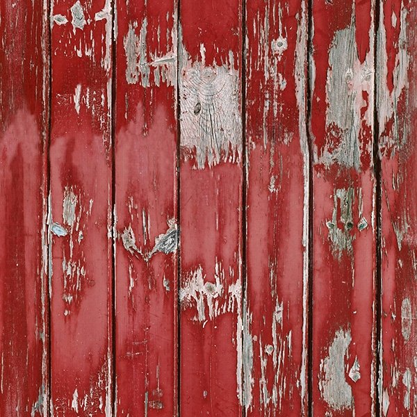 Sun Up to Sundown Fence-Barn Red