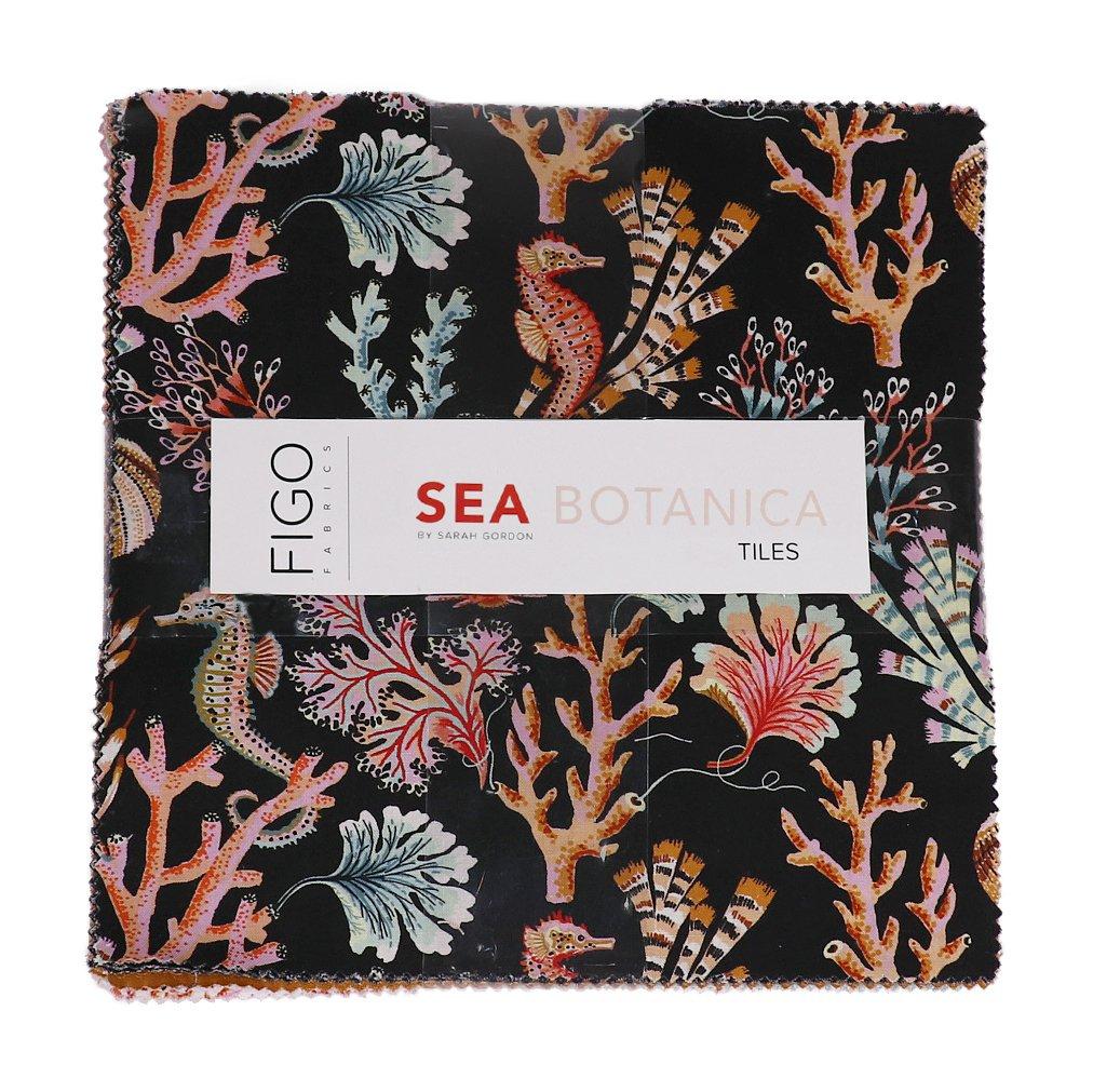 Sea Botanica Ten Squares