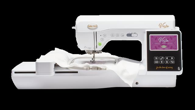 Baby Lock Vesta Embroidery & Sewing Machine  *NEW*