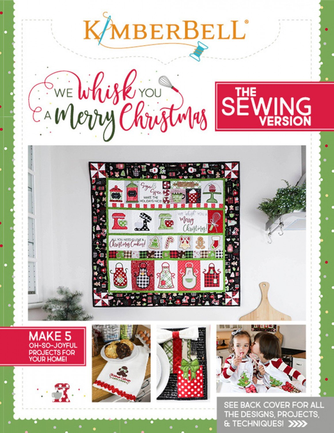 We Whisk You A Merry - Sewing Version