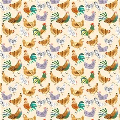 Dale Farm Chickens