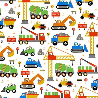 Play Zone Work Vehicles