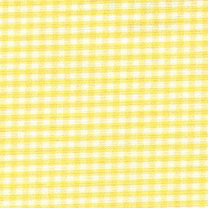 1/16 Yellow Gingham