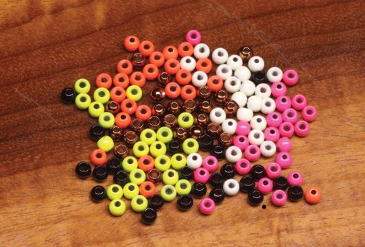 Dazzle Brass Beads