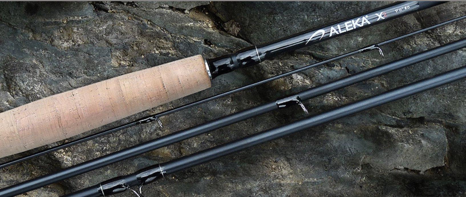 Aleka X2 Fly Rod