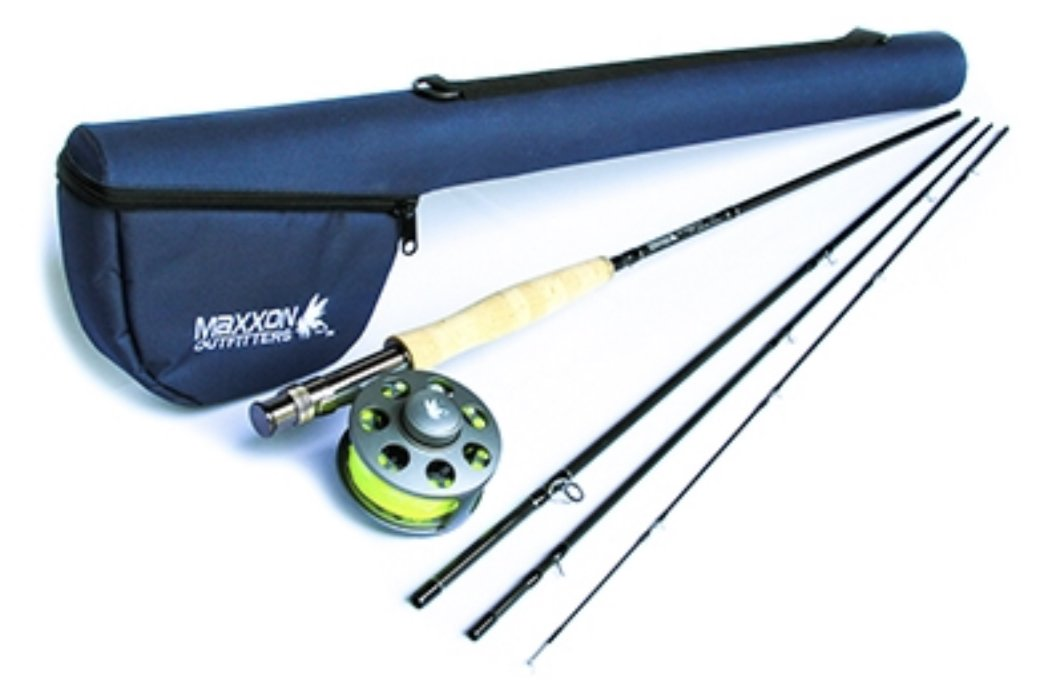 StoneFly Rod Reel Kit