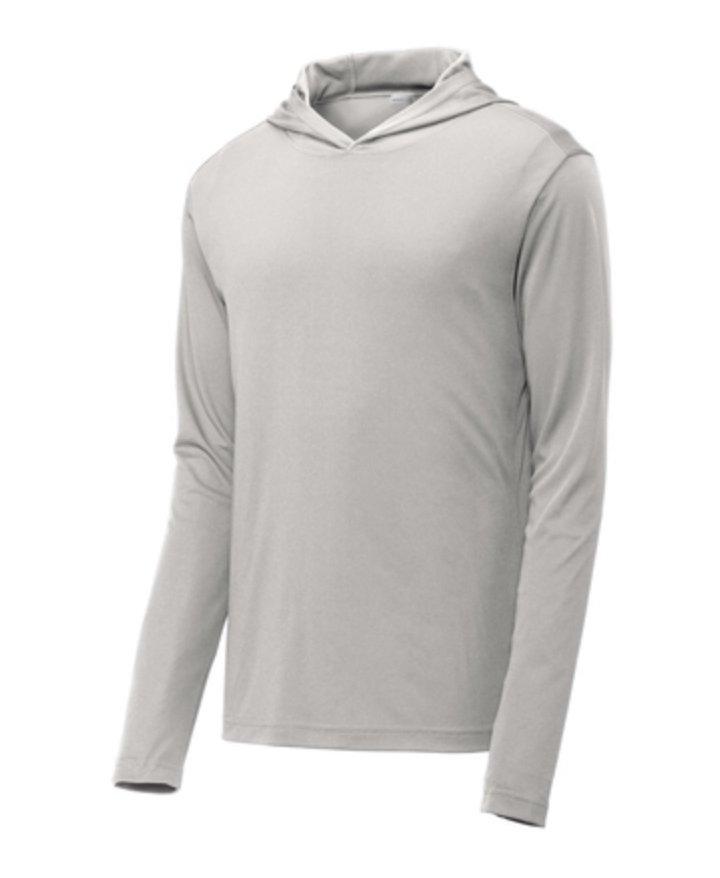 WFO Sport-Tek Hooded Pullover silver