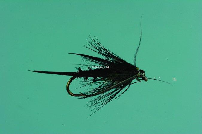 Helgramite Nymph Fly Sz10