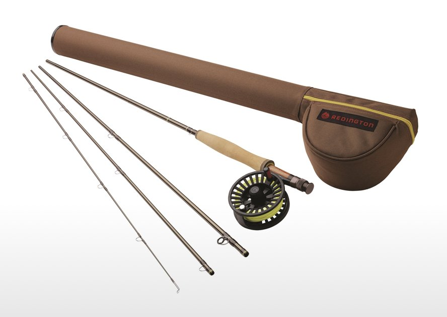Path rod and reel combo