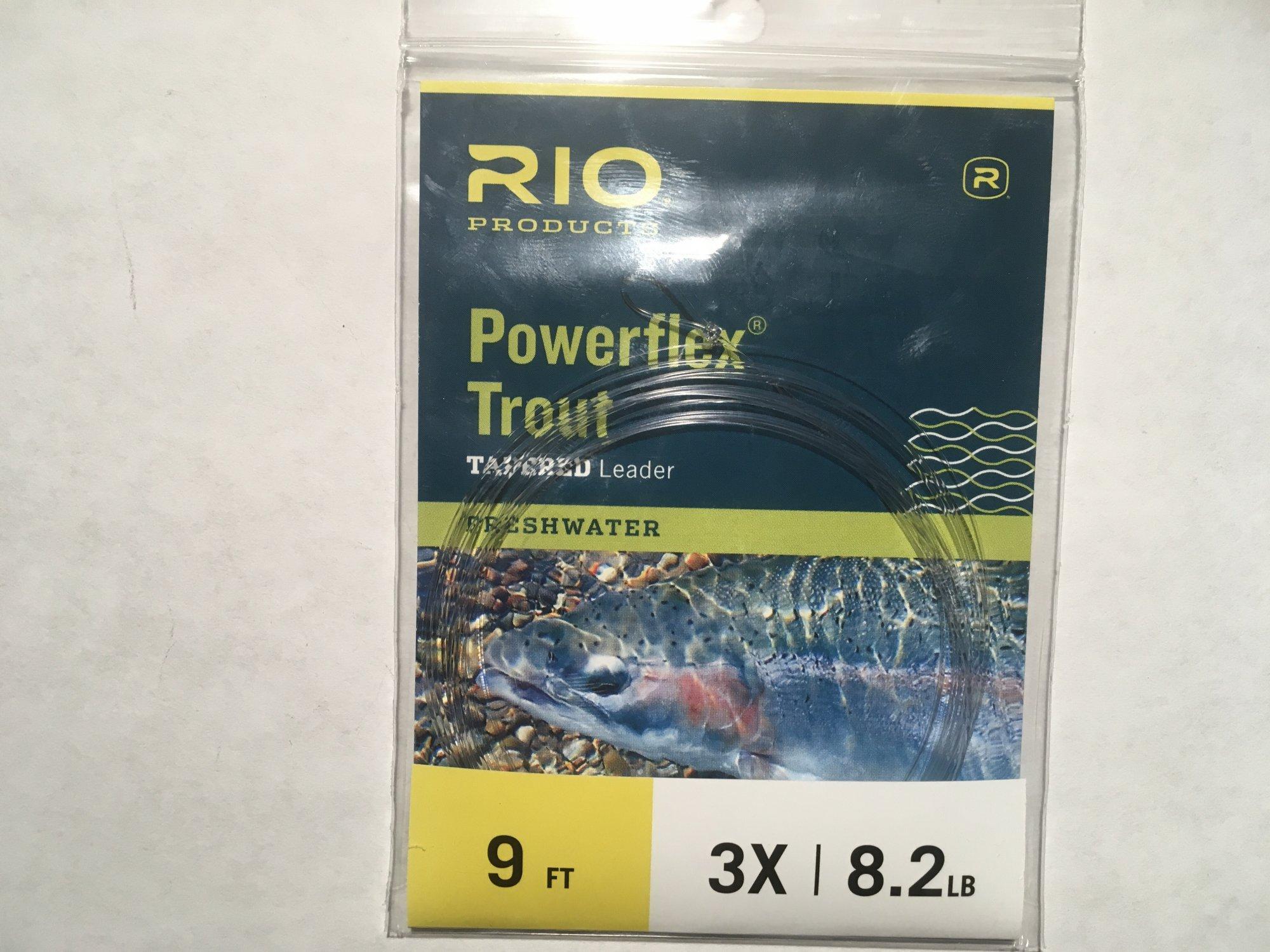 Powerflex | 9ft 3x leader