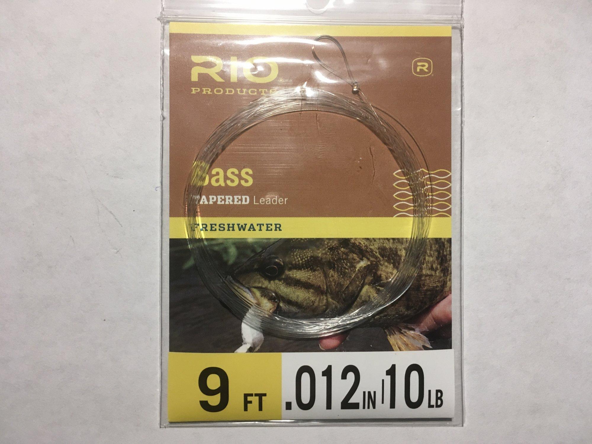 Bass Leaders |  9' 10#