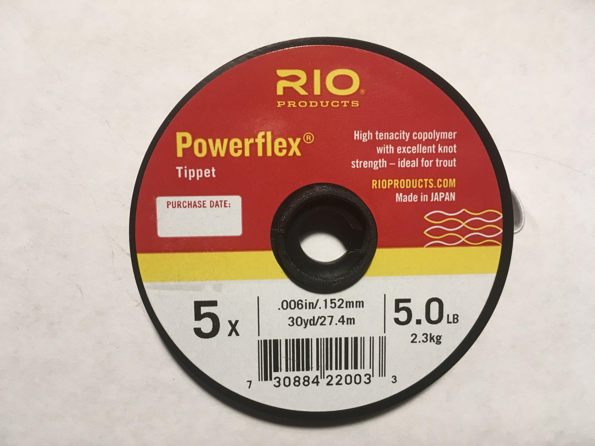 Powerflex Tippett 5x