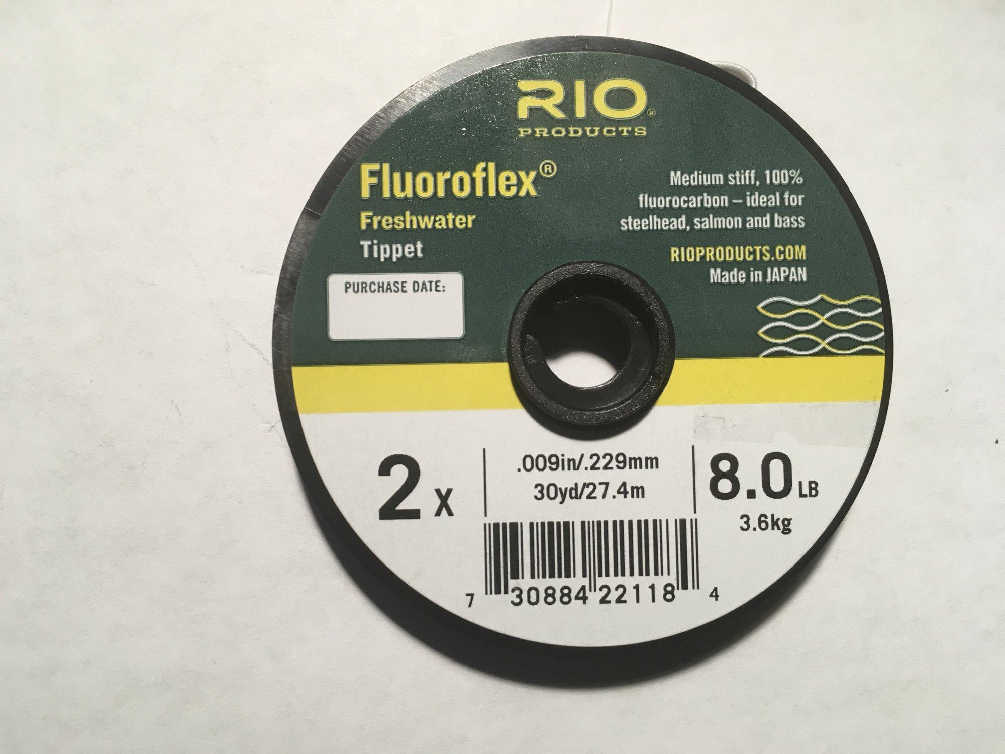 Fluoroflex   Tippett 2x