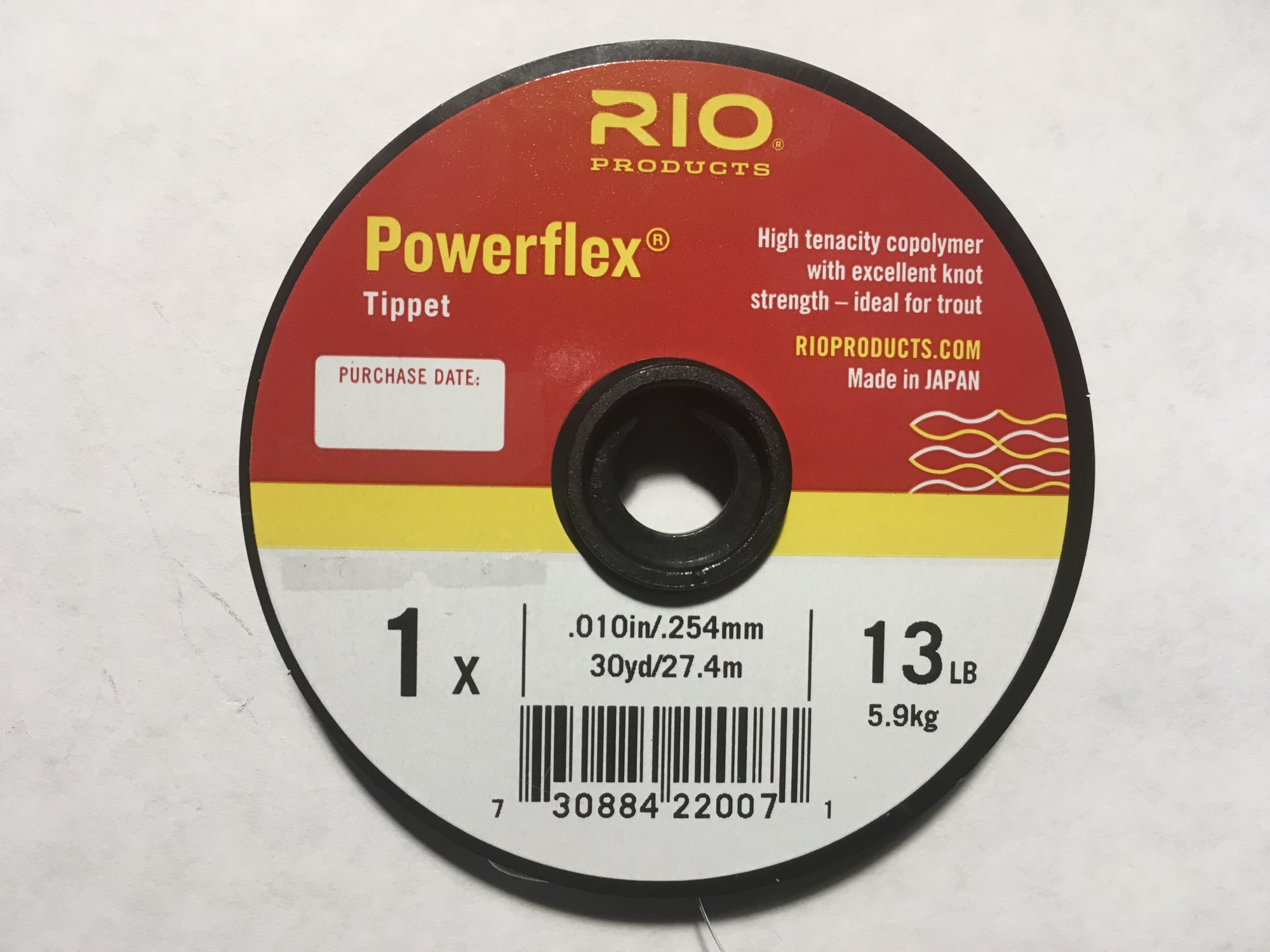 Powerflex Tippett 1x