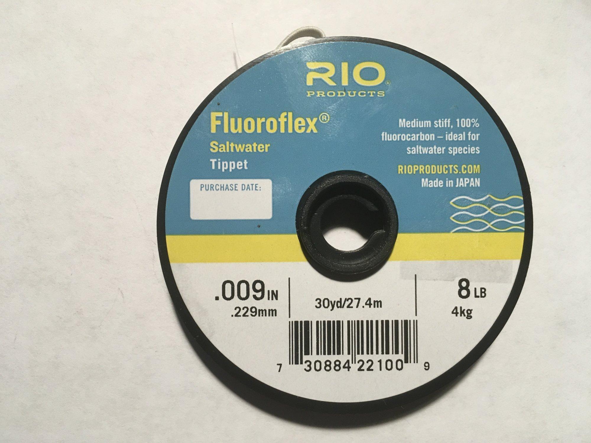 Flouroflex 8 lb Saltwater tippet