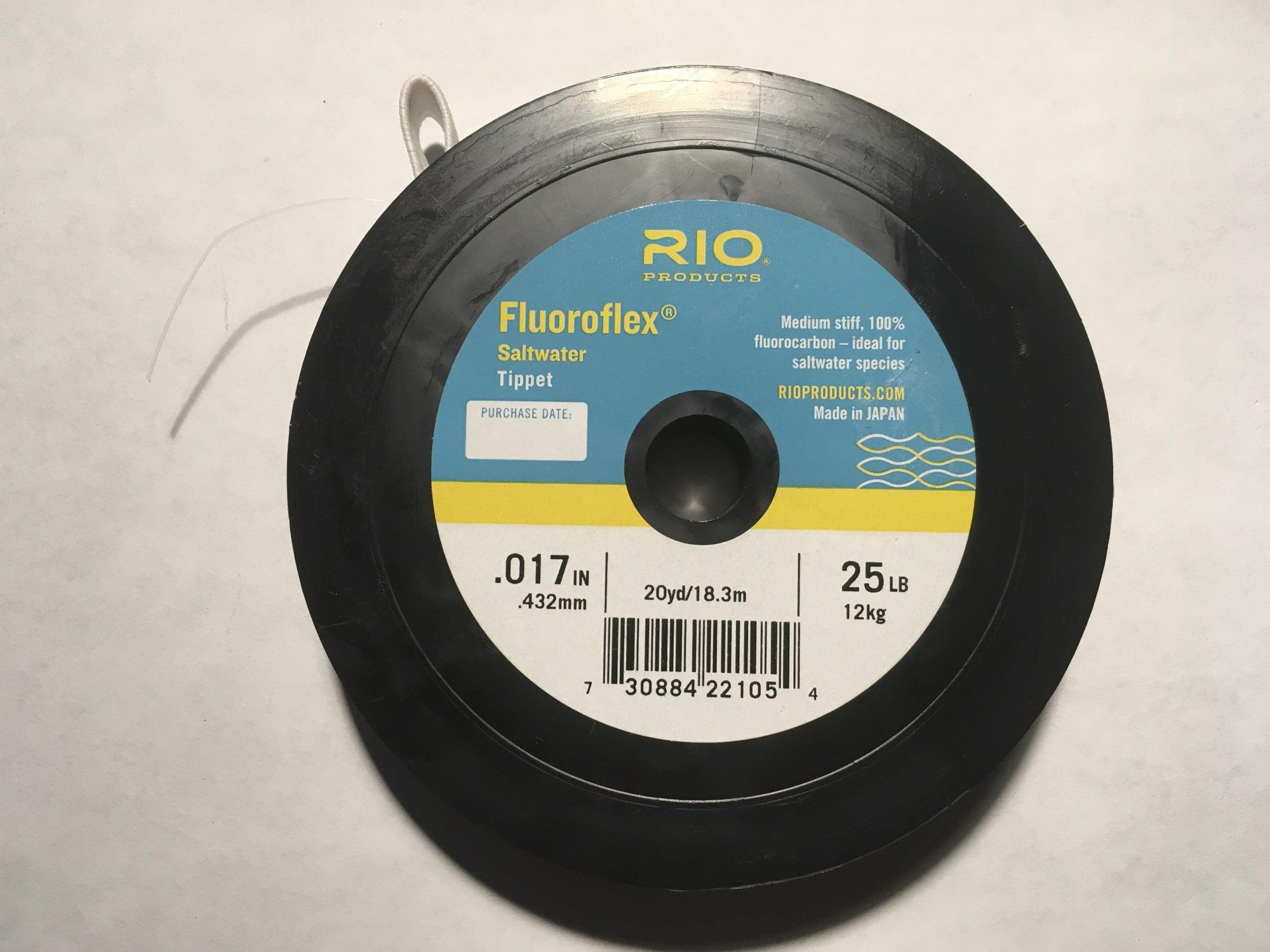Flouroflex Saltwater Tippet | 20 yds 25 lb