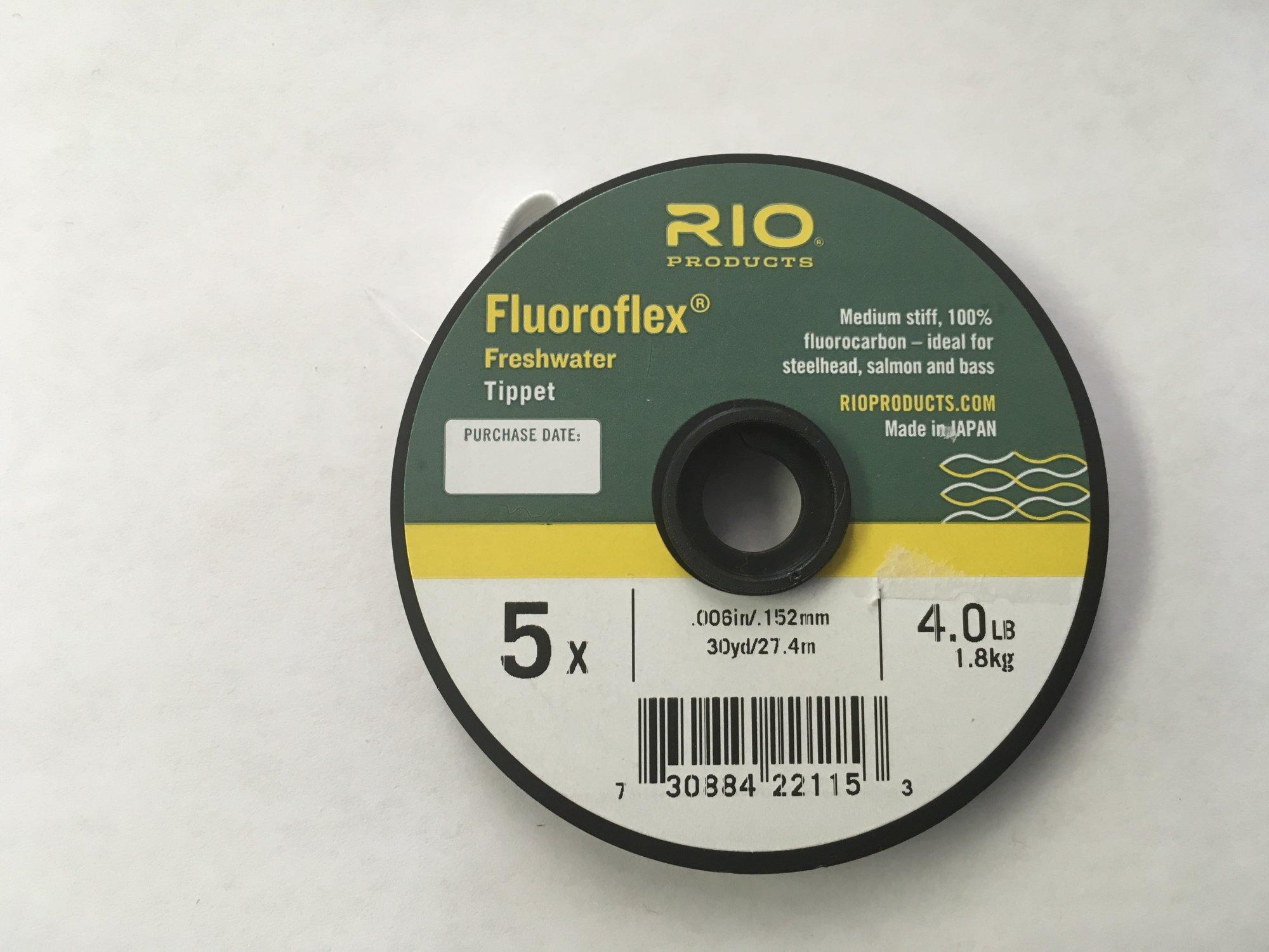 Fluoroflex 5x Tippet