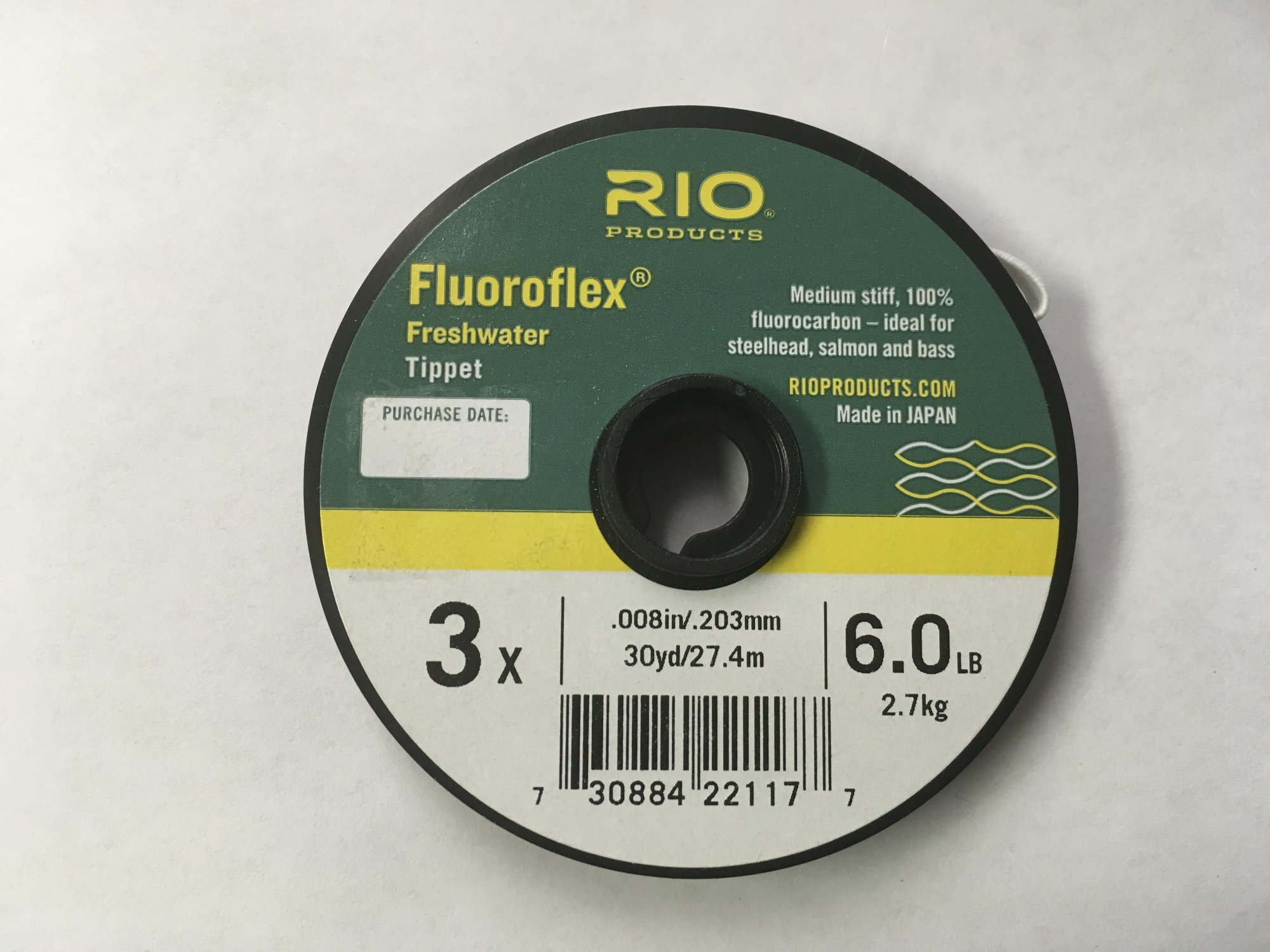 Fluoroflex | Tippet 3x