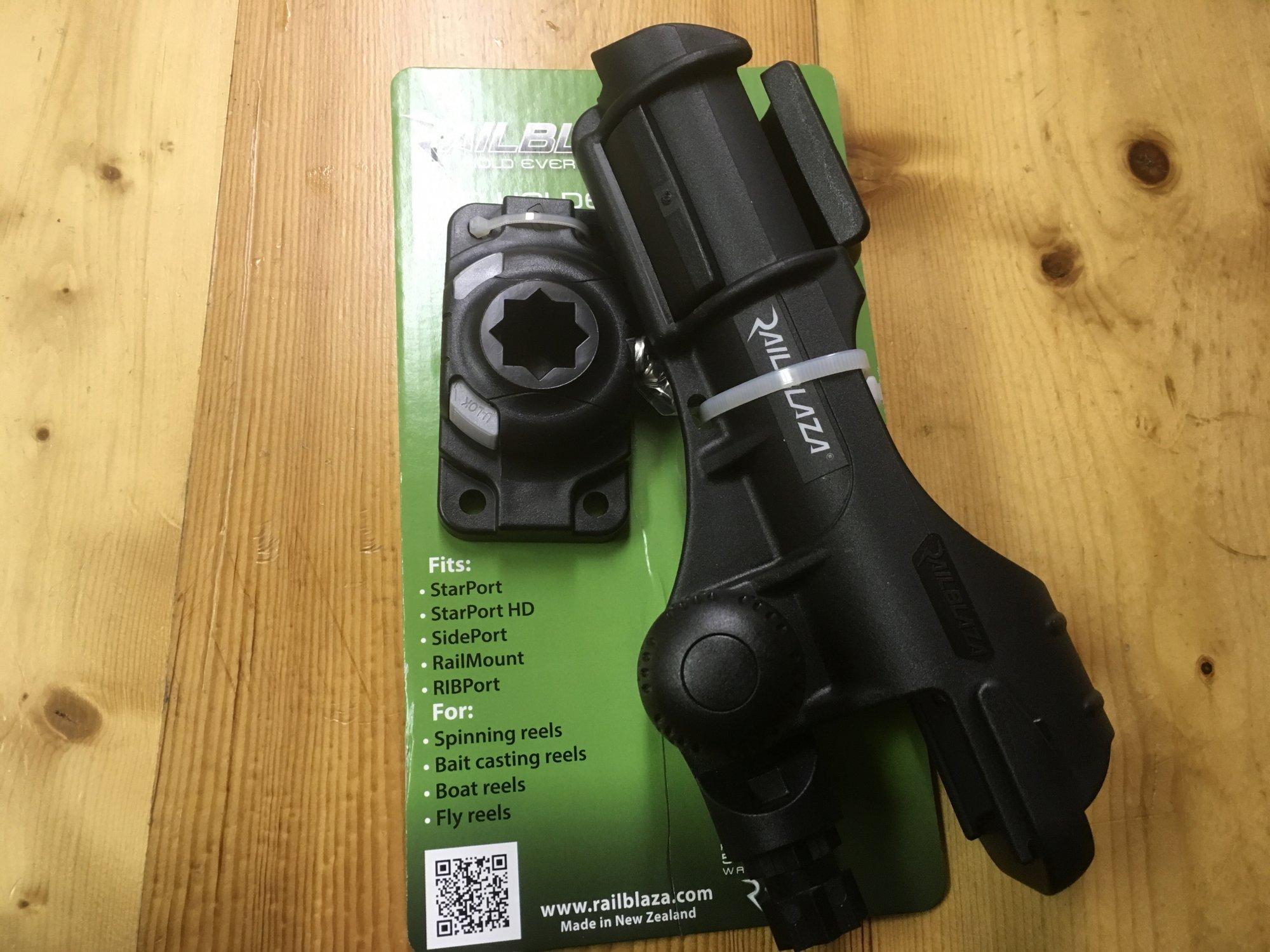 Railblaza | Rod holder HD Kit