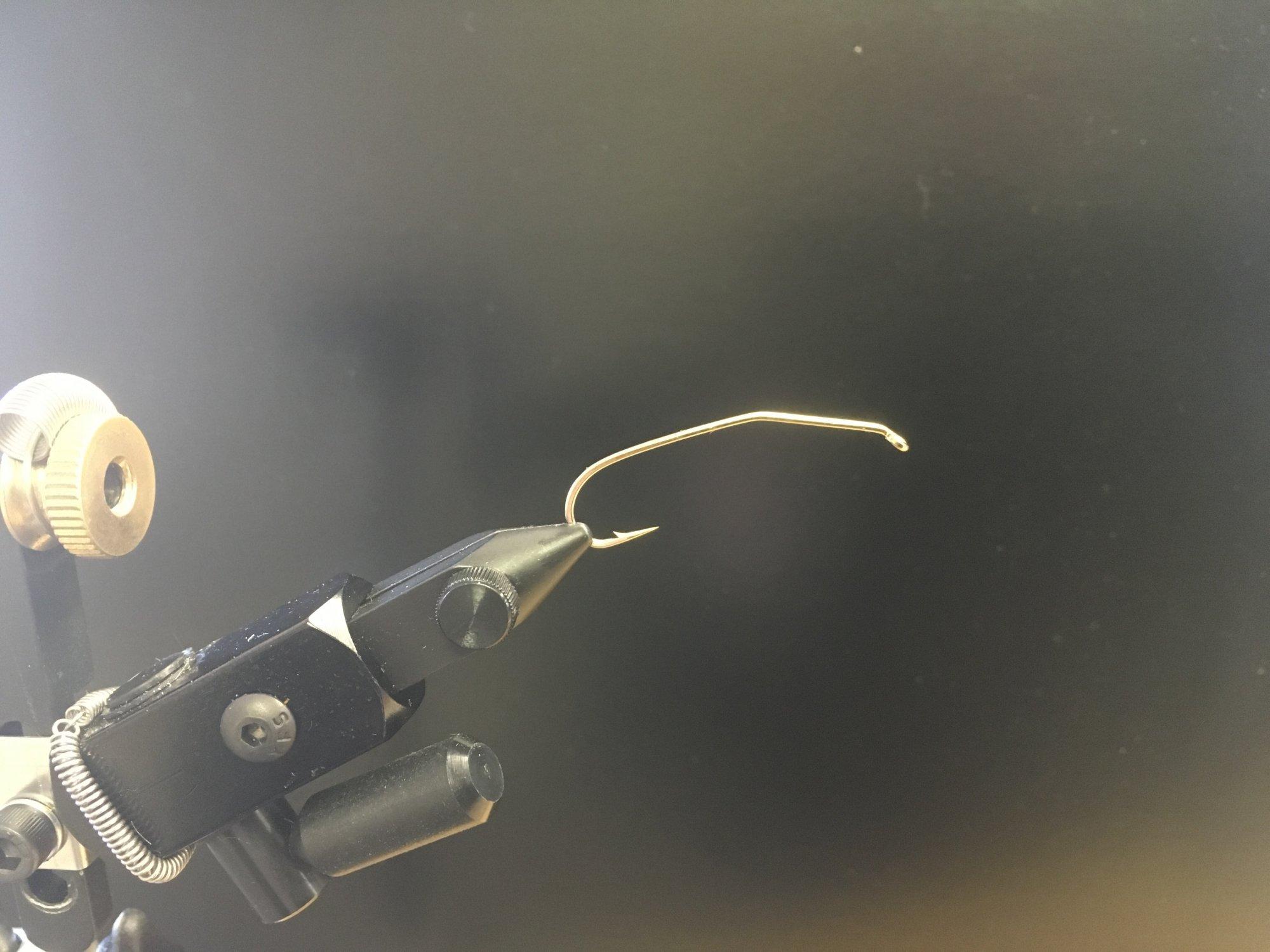 Dai-Riki Nymph/Streamer Hook #700 B