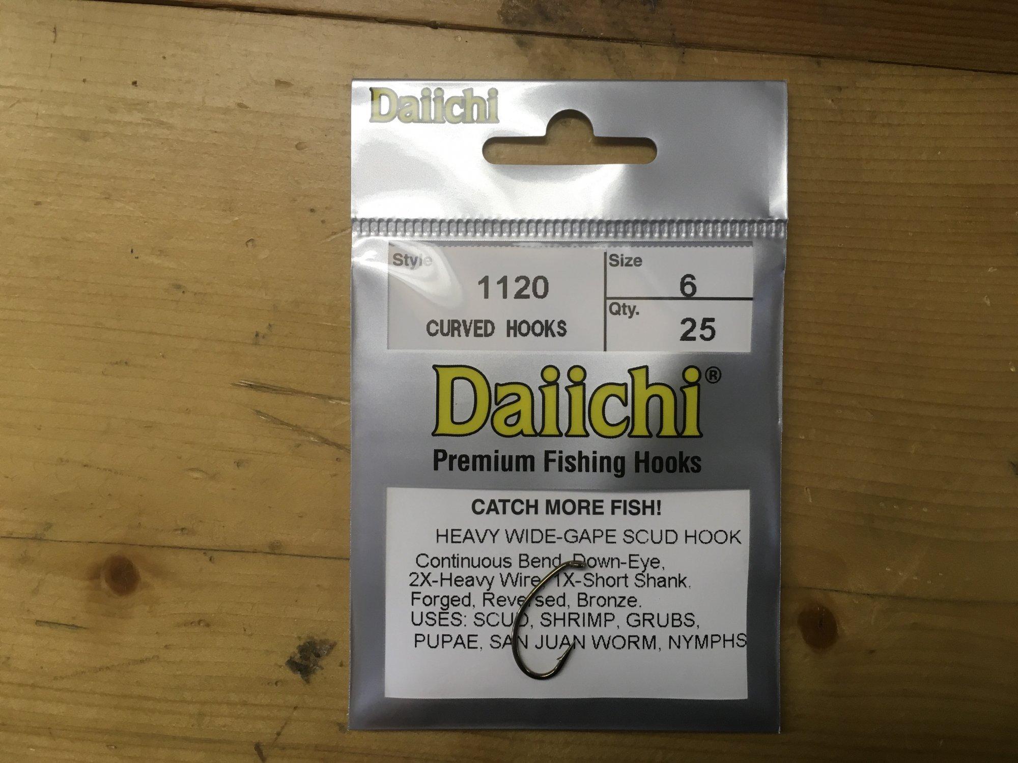 Daiichi Scud Hook 1120