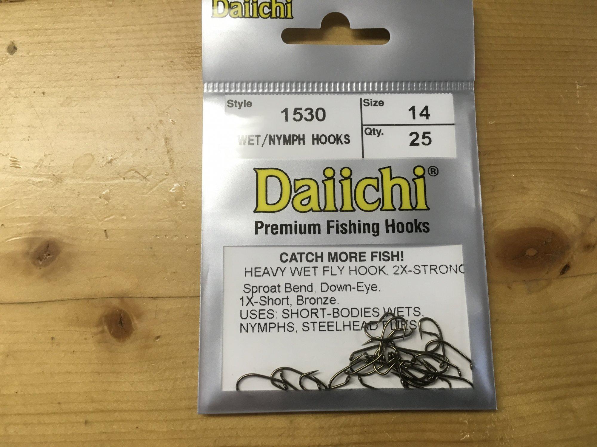 Daiichi Nymph Hook 1530