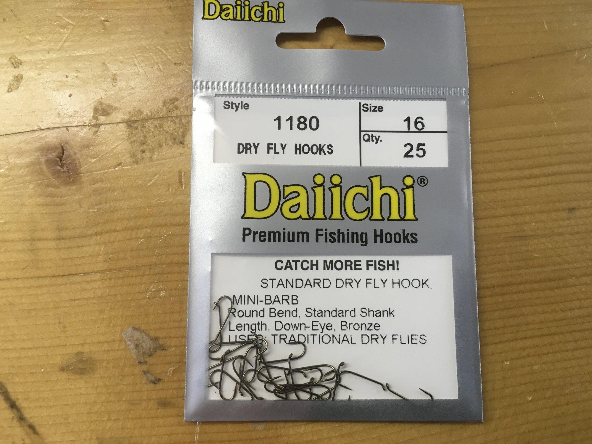 Daiichi Nymph Hook 1180